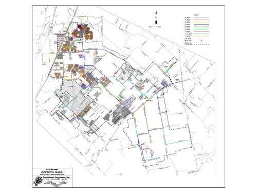 Goforth Distribution CCN Map